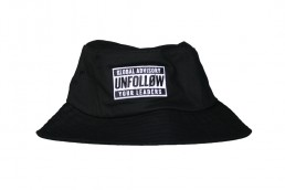 buckle hat, pigscode, unfollow your leaders